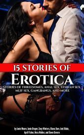 15 Stories of Erotica
