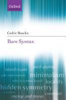 Bare Syntax PDF