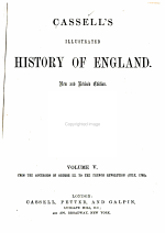 Cassell's Illustrated History of England: From the accession of George III to the French revolution (July, 1792)
