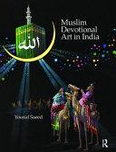 Muslim Devotional Art in India PDF