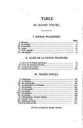 Oeuvres poétiques complètes de Adam Miçkiewicz: Konrad Wallenrod. Les Pelerins. Thadee Sopliça, Volume2