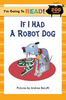 If I Had a Robot Dog PDF