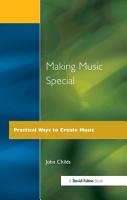 Making Music Special PDF