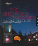 The Backyard Stargazer