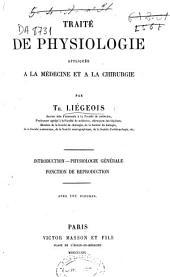 Traité de physiologie appliquée a la médecine et a la chirurgie