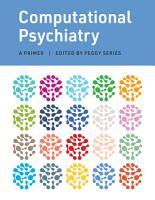Computational Psychiatry PDF