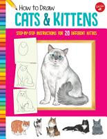 How to Draw Cats   Kittens PDF