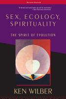 Sex  Ecology  Spirituality PDF