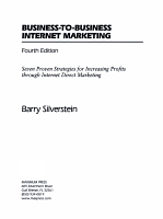 Business to Business Internet Marketing PDF
