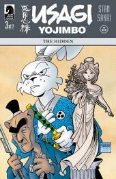 Usagi Yojimbo: The Hidden #3
