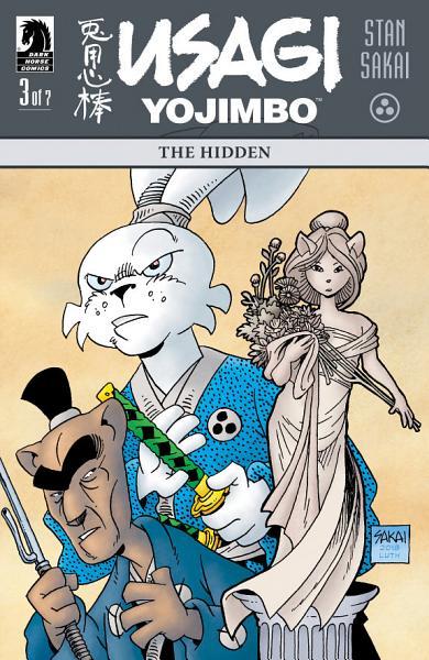 Usagi Yojimbo  The Hidden  3 PDF