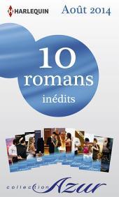 10 romans Azur inédits (no3495 à 3504 - août 2014): Harlequin collection Azur