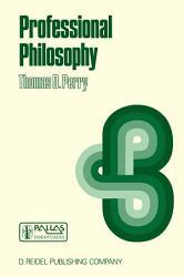 Professional Philosophy Book PDF