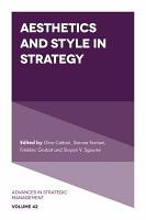 Aesthetics and Style in Strategy PDF
