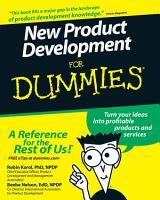 New Product Development For Dummies PDF