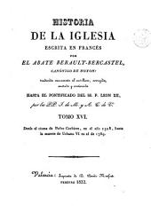 Historia de la Iglesia, 16