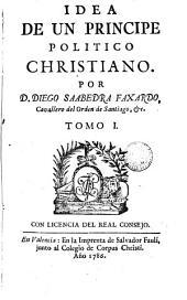 Idea de un principe politico christiano