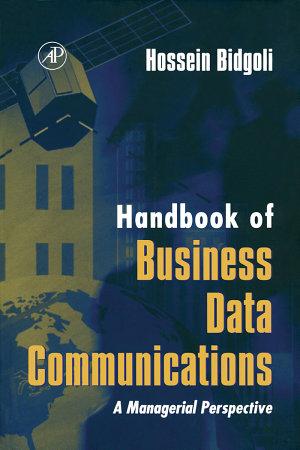 Handbook of Business Data Communications PDF