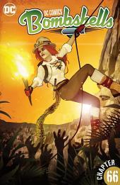 DC Comics: Bombshells (2015-) #66