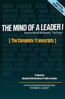 The Mind of a Leader I PDF