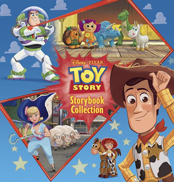 Download Toy Story Storybook Collection Book