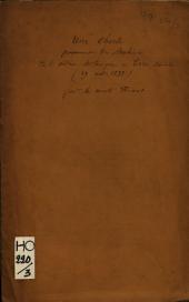 Une Charte provenant des Archives provenant de la Grande Commenderie de l'Ordre Teutonique (Terre Sainte)