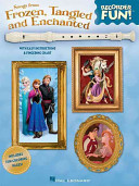 Songs from Frozen, Tangled and Enchanted - Recorder Fun!