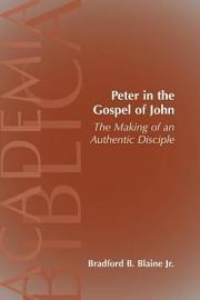 Peter In The Gospel Of John