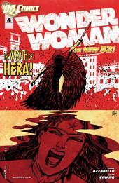 Wonder Woman (2011- ) #4