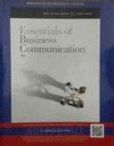 Essentials of Business Communication  9th Ed PDF