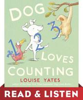 Dog Loves Counting: Read & Listen Edition
