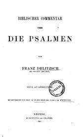 Biblischer Commentar über die Psalmen