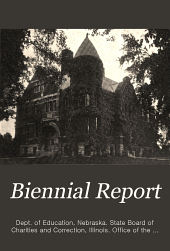 Biennial Report: Volume 29