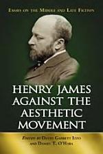 Henry James Against the Aesthetic Movement
