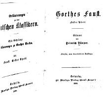 Goethes Faust PDF