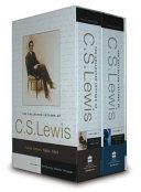Collected Letters of C S  Lewis   Box Set