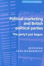 Political Marketing and British Political Parties PDF