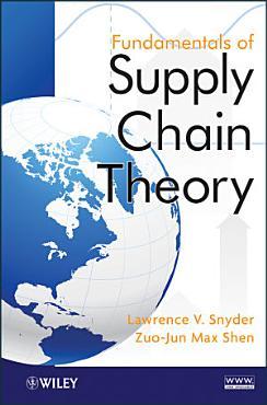 Fundamentals of Supply Chain Theory PDF