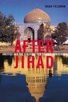 After Jihad PDF