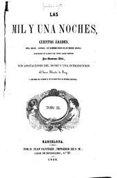 Las mil y una noches: cuentos árabes, Volúmenes 3-4
