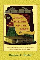 A Short History of the Bible