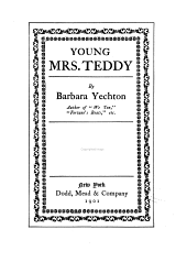 Young Mrs. Teddy