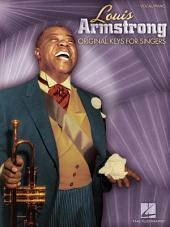 Louis Armstrong - Original Keys for Singers (Songbook)