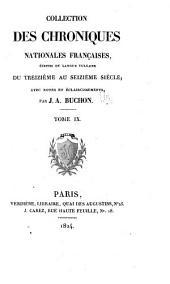 Chroniques de Froissart: Volume18