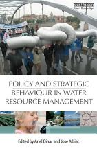 Policy and Strategic Behaviour in Water Resource Management PDF