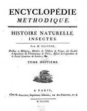 Insectes: Volume 8