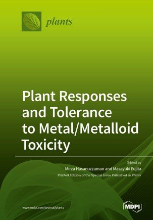 Plant Responses and Tolerance to Metal Metalloid Toxicity PDF