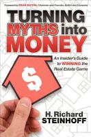 Turning Myths into Money PDF