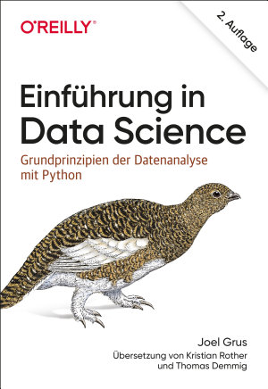 Einf  hrung in Data Science PDF