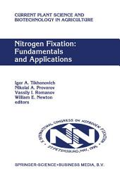 Nitrogen Fixation: Fundamentals and Applications: Proceedings of the 10th International Congress on Nitrogen Fixation, St. Petersburg, Russia, May 28—June 3, 1995